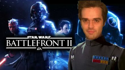 #GameblogLIVE : Découverte Star wars Battlefront 2