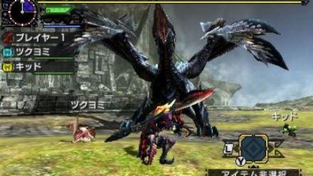 Vid�o : Monster Hunter XX : Seconde vidéo