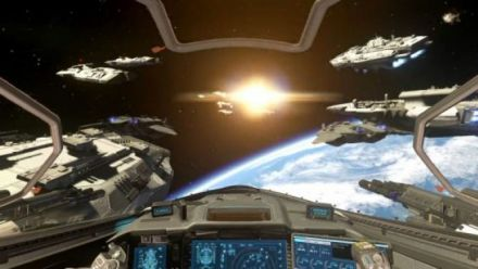 Vidéo : Call of Duty Infinite Warfare : Jackal Assault VR Trailer