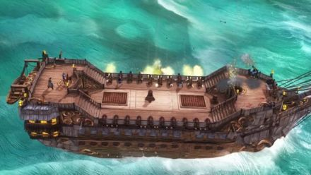 Vid�o : Abandon Ship - Trailer de combat