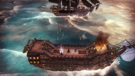 Vid�o : Abandon Ship - Trailer d'annonce