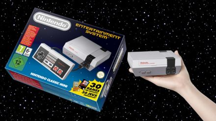 Vidéo : NES Classic Mini : Bande-annonce