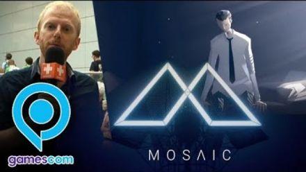 Vid�o : Mosaic : Impressions Gamescom 2018