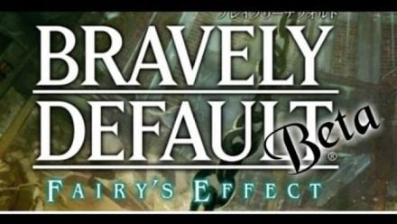Vidéo : Bravely Default Fairy's Effect - Gameplay