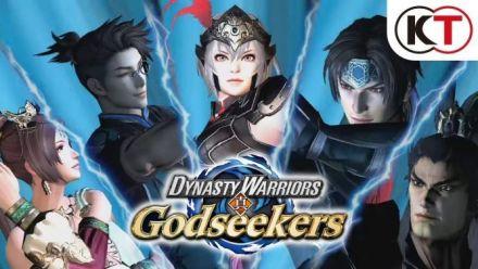 Vid�o : Dynasty Warriors Godseekers Trailer