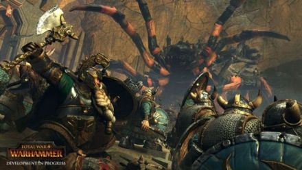 Vidéo : Coulisses - Total War Warhammer Real of the Wood Elves