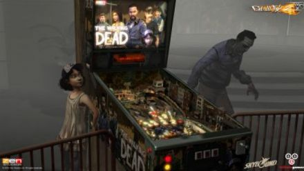 Vid�o : Pinball FX2 VR ? The Walking Dead Trailer d'annonce PS VR