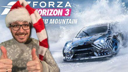 Vid�o : #GameblogLIVE : Découvrez Forza Horizon 3 Blizzard Mountain avec Julo