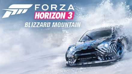 Vid�o : Forza Horizon 3 : Blizzard Mountain Trailer lancement