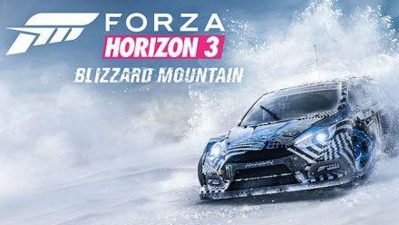 Vid�o : Forza Horizon 3 : Blizzard Mountain Première vidéo Teasing