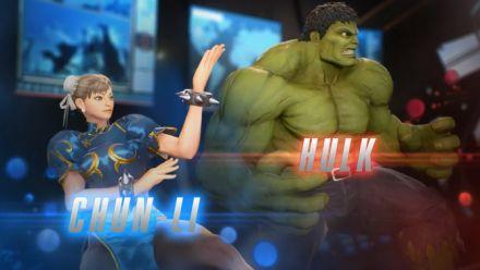 Vid�o : Marvel VS Capcom Infinite - Gameplay Trailer 2