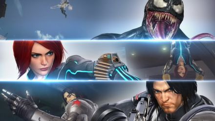 Vidéo : Marvel vs. Capcom Infinite : Winter Soldier, Black Widow et Venom