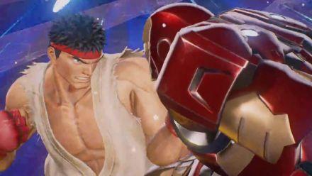 Vid�o : Marvel vs Capcom Infinite : Première vidéo de gameplay