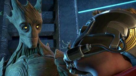 Vid�o : Guardians of the Galaxy The Telltale Series : Premier trailer