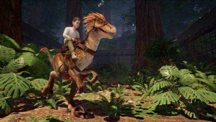 Vidéo : Ark Park : Première vidéo de gameplay