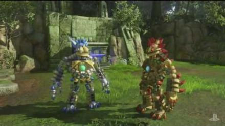 Vid�o : Knack 2 Annonce PS Experience