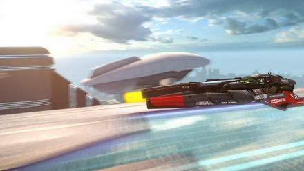 Vid�o : WipEout Omega Collection se lance en vidéo