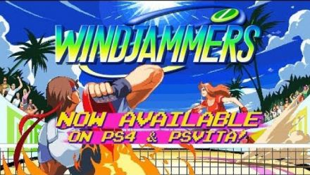 Trailer WTF années 90 Windjammers
