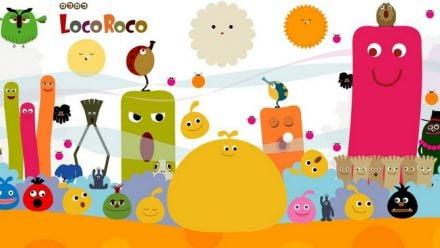 Vid�o : LocoRoco Remastered : trailer japonais
