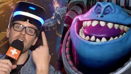 Vidéo : Starblood Arena : Impressions PS VR PSX 2016