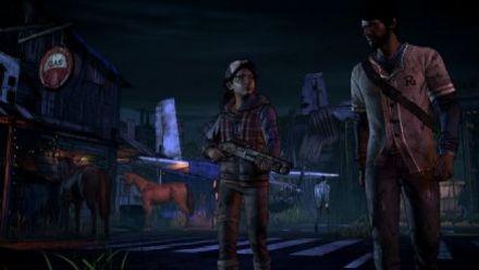 Vidéo : The Walking Dead Trailer a New Frontier