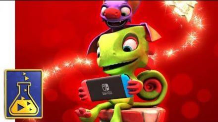 Vid�o : Yooka-Laylee se date sur Nintendo Switch !