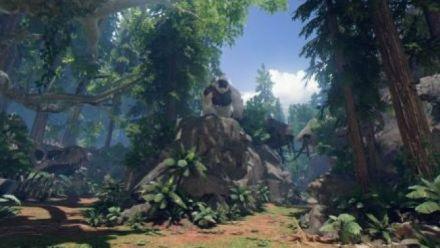 ARK Park - PSVR - Vidéo de gameplay maison