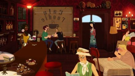 Memoranda Coulisses du jeu en vidéo
