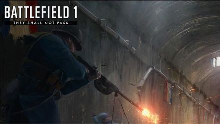 Battlefield 1 : Teasing du DLC They Shall Not Pass