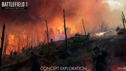 Vid�o : Battlefield 1 They Shall Not Pass (Ils ne passeront pas)