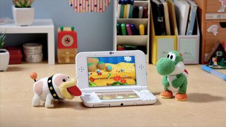 Vid�o : Poochy and Yoshi's Woolly World en vidéo mignonne