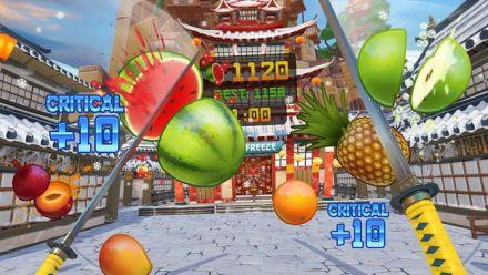 Vid�o : Fruit Ninja VR : Bande-annonce PlayStation VR