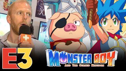 E3 2018 : Nos impressions de Monster Boy