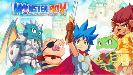 Monster Boy : trailer de date de sortie