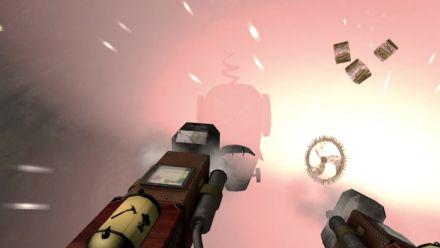 Vid�o : SteamHammer VR : Hommage à Star Wars