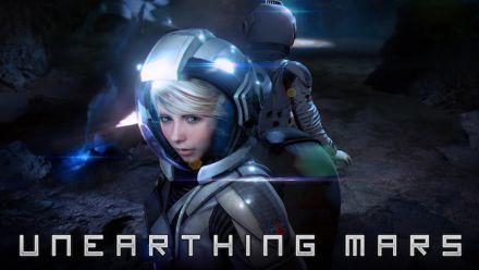 Vid�o : Unearthing Mars : Trailer de lancement PS VR