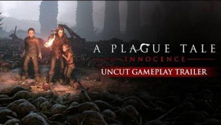 Gamescom : 16 minutes de gameplay d'A Plague Tale Innocence
