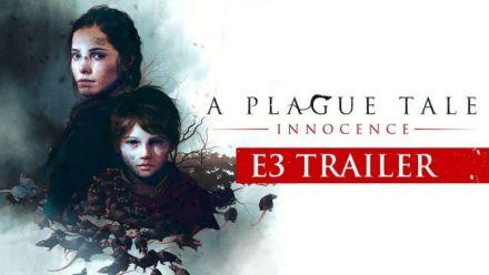 E3 2018 : A Plague Tale Innocence, les rats fourmillent dans un sombre trailer