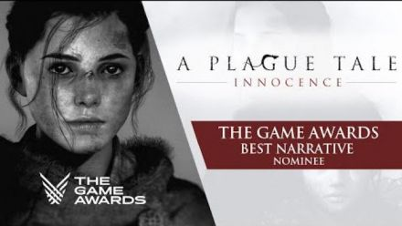 Vidéo : A Plague Tale: Innocence - The Game Awards Trailer