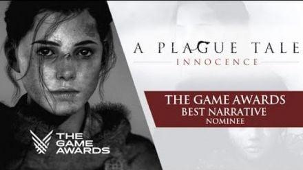 Vid�o : A Plague Tale: Innocence - The Game Awards Trailer