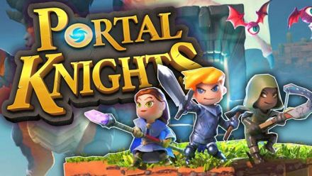 Vid�o : Portal Knights : Explications sur le fonctionnement du jeu