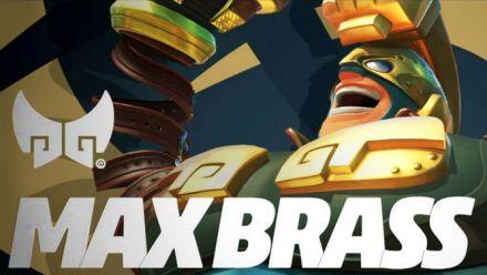 Vid�o : ARMS présente Max Brass