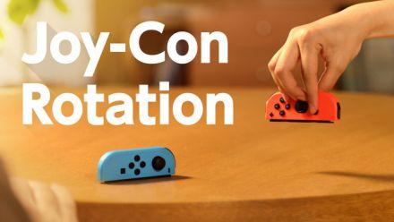 vidéo : 1-2 Switch : Présentation de Joy-Con Rotation