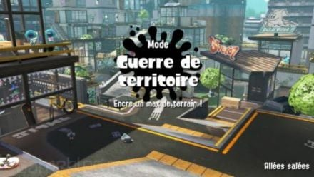 Splatoon 2 Gameplay Nintendo Direct 17 Mai 2017