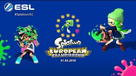 Championnat européen de Splatoon - EN DIRECT de Polymanga 2018