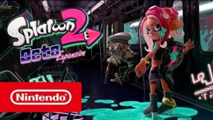 Vid�o : Splatoon 2 - Annonce Octo Expansion