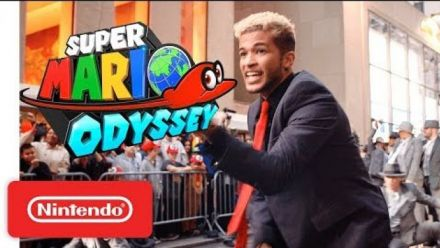Vid�o : Lancement Super Mario Odyssey : La comédie musicale