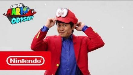 Vid�o : Super Mario Odyssey : Présentation Nintendo Direct septembre 2017