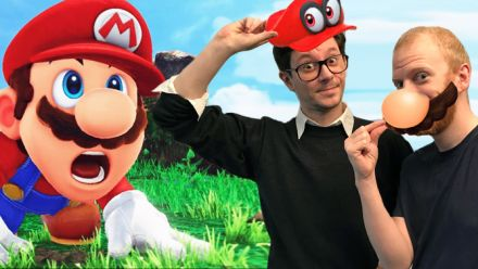 Vid�o : #GameblogLIVE Super Mario Odyssey avec Thomas et Plume (Replay)