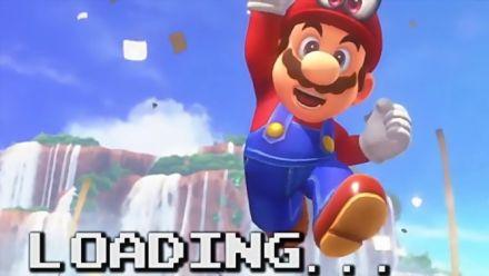Vid�o : Mega64 fait du Super Mario Odyssey